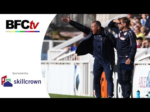 Interview: Neil Smith on Woking defeat