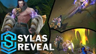 Sylas Reveal - The Unshackled | New Champion