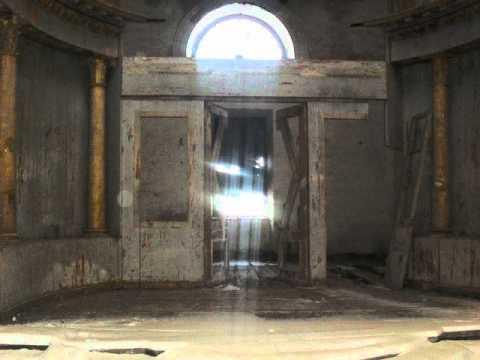 Нижний храм в донском монастыре