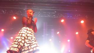 Skunk Anansie - That Sinking Feeling (Live @ La Riviera, Madrid 10/2/2017)