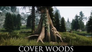TES V - Skyrim Mods: Cover Woods