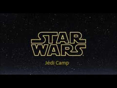 Star Wars Jedi Camp Trailer