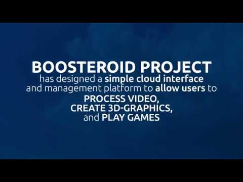 Boosteroid ICO Review: BTR Cryptocurrency For Blockchain Cloud Computing?