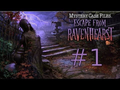 Mystery Case Files : Terreur à Ravenhearst PC