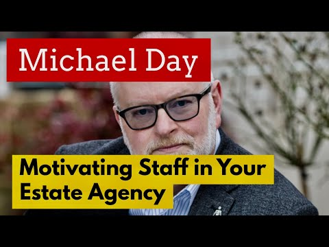 Top tips to motivate your estate agency staff