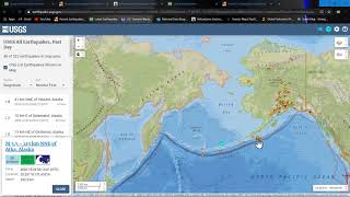 Earthquake update (quick) 10/28/2020
