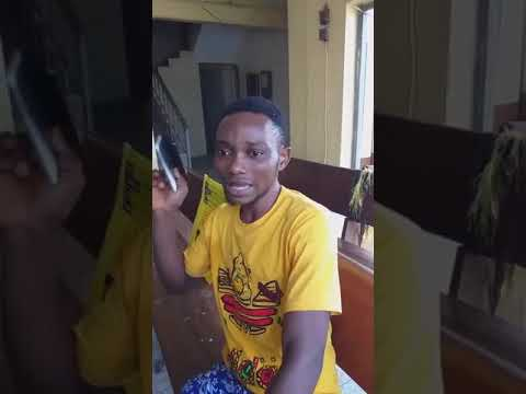 Iphone 8 save this man's life from SARS' stray bullet 😱