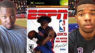 SODIUM LEVELS RISING! - ESPN NBA 2K5 (Xbox)   #ThrowbackThursday ft. Juice