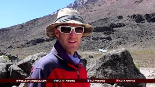 Climate change: Famous Mount Kilimanjaro snow disappearing