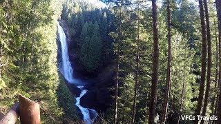 PNW Waterfalls, Wallace Falls - Wallace Falls State Park, Washington USA