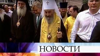 Митрополит Киевский и всея Украины Онуфрий внесен в базу сайта «Миротворец».