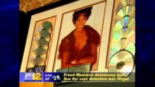 "Bashiri Johnson's ""Viral Explosion Of Love"" on News 12 Brooklyn.mp4"