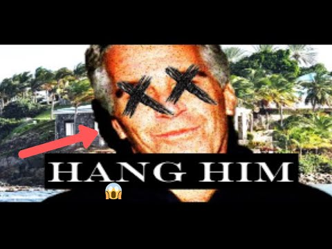 , title : 'Jeffrey Epstein will hang? [Elite Pedophiles]'