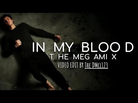 IN MY BLOOD - Shawn M, Camila C, Maroon 5 & More (Megamix By Blanter Co - Video Edit By TheDMcI123)