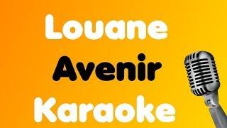 Louane - Avenir - Karaoke