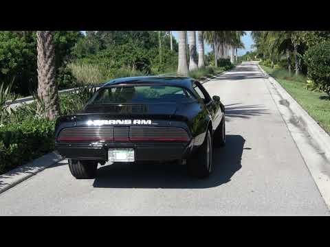 Video of '80 Firebird Trans Am - PV4N