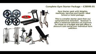 Complete Gym Packages