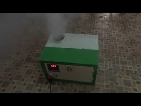 Ultrasonic Humidifier (Made In India)