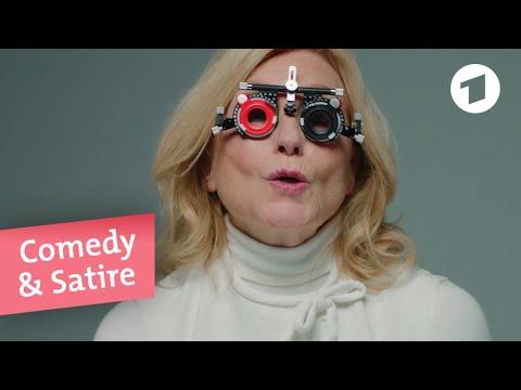 """Tahnee im Musikvideo """"Kurzsichtig"""" für Kroymann in der ARD"""