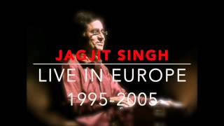 Jagjit Singh Live In Europe - YouTube