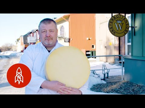 Sweden's Mystery Cheese