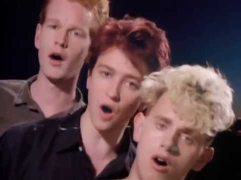 Everything Counts performed by Depeche Mode