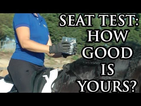 THE ULTIMATE BALANCE TEST (Walk, trot and canter seat) - Your Riding Success