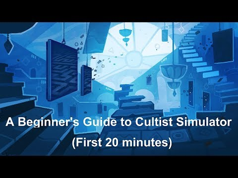 A Beginner's Guide to Cultist Simulator