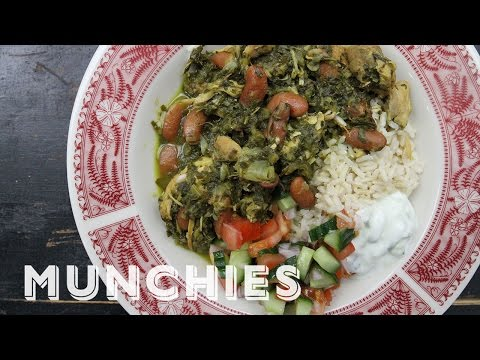 How-To: Make Ghormeh Sabzi