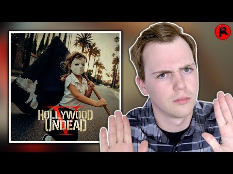 Hollywood Undead – Five | Album Review