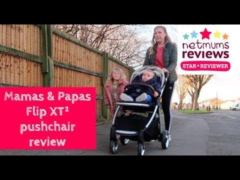 Mamas & Papas Flip XT² pushchair review