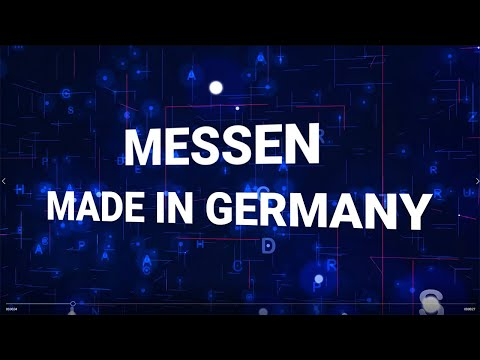 Messen Made in Germany (Deutsch)