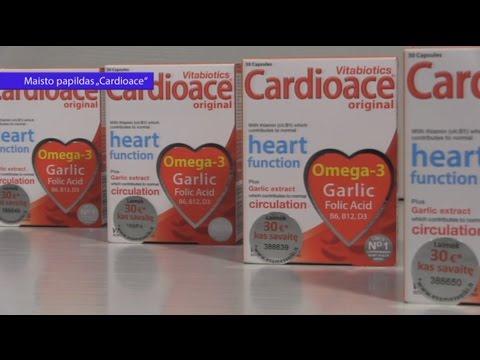 Hipertenzijos gyvenimo būdo rekomendacijos
