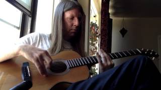 Songs to Aging Children Joni Mitchel cover by Barry Clark