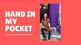 Hand in my pocket cover Alanis Morrissette Appalachian dulcimer Gillian McCoy