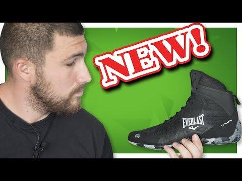 КРУТАЯ НОВИНКА!!! Everlast Ultimate Boxing Shoes