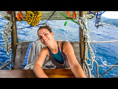 New French CANADIAN Crew Émilie🇨🇦 (Expedition Drenched S1 Ep23)
