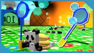 How Powerful Is The Bubble Wand In Roblox Bee Swarm Simulator