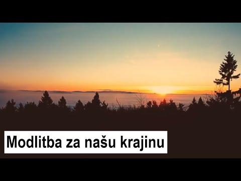MODLITBA ZA SLOVENSKO: Bože, stráž si našu krajinu