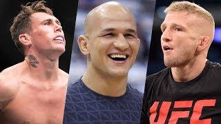 Боец UFC устроил драку у бара, Дос Сантос ответил на вызов, чемпион UFC ответил боксеру