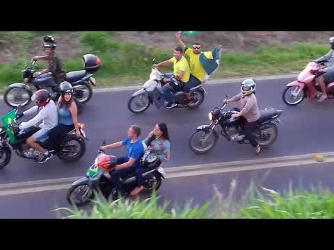 Manifestação  em ararangua fora temer