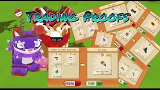 Trading Proofs Pt.1 // Animal Jam Play Wild