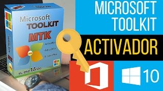 Download Microsoft ToolKit 2.6│Activa All Windows and Office│2016│Ultima Version MEGA