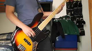 Arctic Monkeys - Stickin' To The Floor - Bass Cover