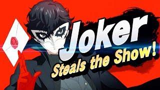 Super Smash Bros. Ultimate – Official Joker Gameplay Walkthrough & 3.0 Update Reveal Trailer