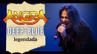 Angra - Deep Blue (legendado)