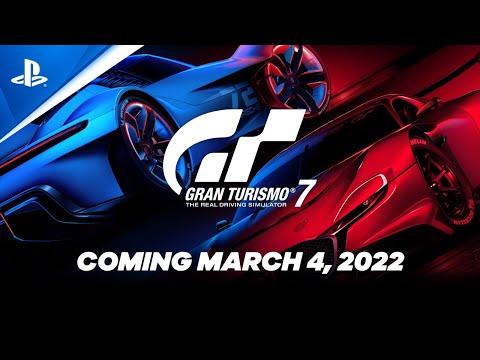 グランツーリスモ7(#GT7)の最新トレーラーが公開!2022年3月4日発売。PS5