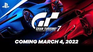 Gran Turismo 7 - PlayStation Showcase 2021 Trailer | PS5