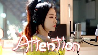 Charlie Puth - Attention ( cover by J.Fla )