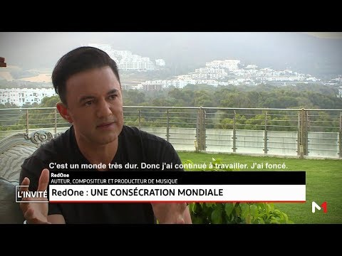 Interview exclusive avec RedOne, star internationale de Musique